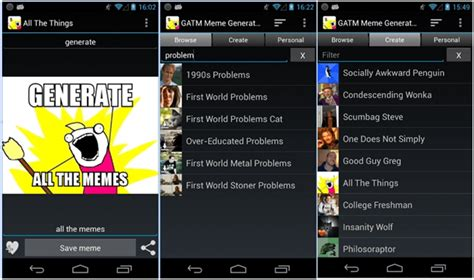 Best Meme Apps - best android apps to create meme from smartphones the android mania