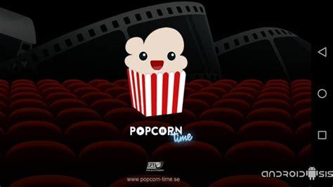 todo lo  debes saber de popcorn time