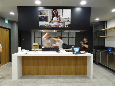 design of the kitchen mu interior demo kitchen for ngo chew hong edible 6602