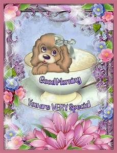 Good morning! You are very special :: Hello ...