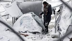 Europe's refugees see worsening conditions as temperatures ...