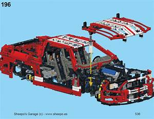 Lego Technic Mustang : sheepo 39 s garage ford mustang shelby gt500 intructions ~ Kayakingforconservation.com Haus und Dekorationen