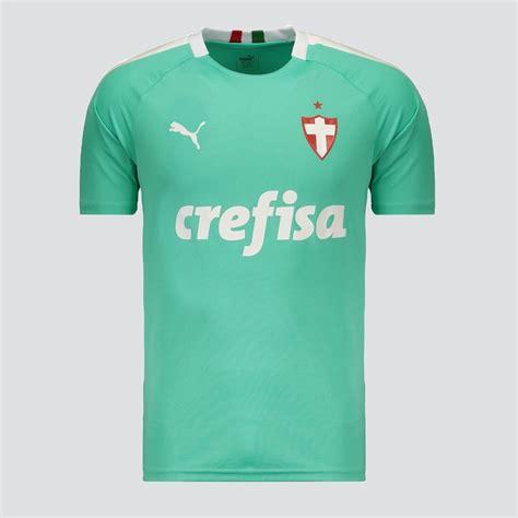 Camisa Puma Palmeiras III 2019 7 Dudu - FutFanatics