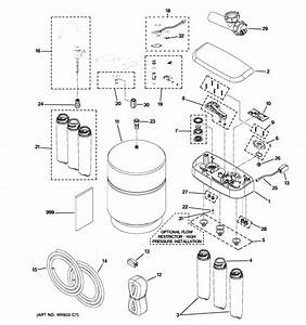 Ge Model Pnrq20fcc00 Reverse Osmosis Genuine Parts