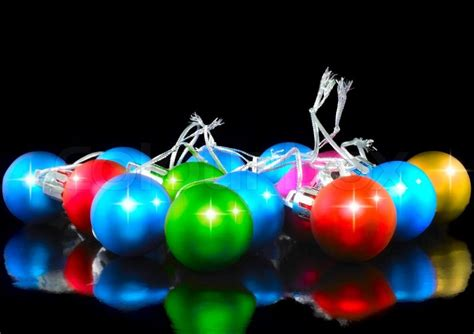 christmas   year decoration coloured balls