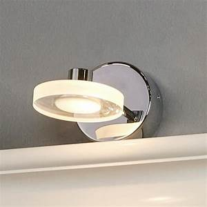 Led Pour Salle De Bain : applique pour salle de bains led raphaela moderne achat ~ Edinachiropracticcenter.com Idées de Décoration