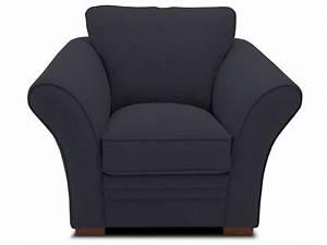 Fauteuil Gris Conforama : fauteuil en tissu london coloris gris vente de tous les fauteuils conforama ~ Teatrodelosmanantiales.com Idées de Décoration
