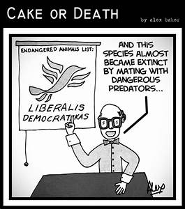 liberal democrats | Cake Or Death (Christian Church ...