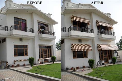 residential window awnings  pakhowal road ludhiana sokhi fabricators