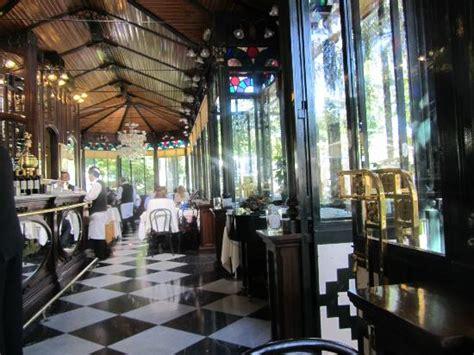 el pabellon del espejo madrid salesas restaurant