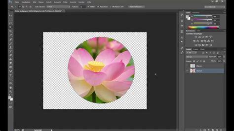 foto kreisrund ausschneiden mit photoshop cs  youtube