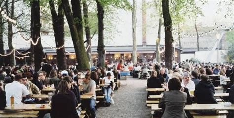 Der Garten Restaurant Prater by Biergarten Prater Top10berlin