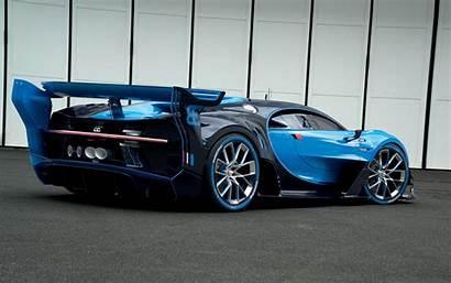 Bugatti Veyron Vision Turismo Gran Wallpapers Cars