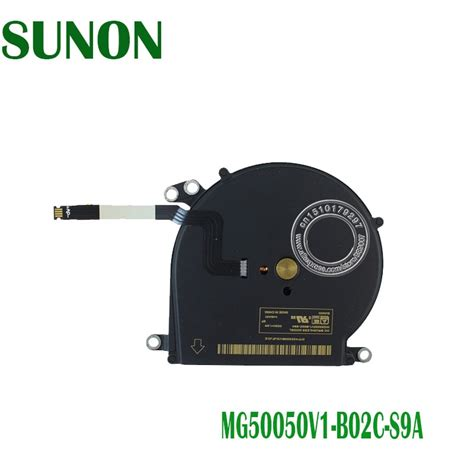 sunon new and original fan for apple macbook air a1370 mc503 mc504 mc505 mc506 in fans cooling