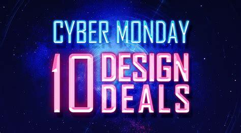 cyber monday     design deals