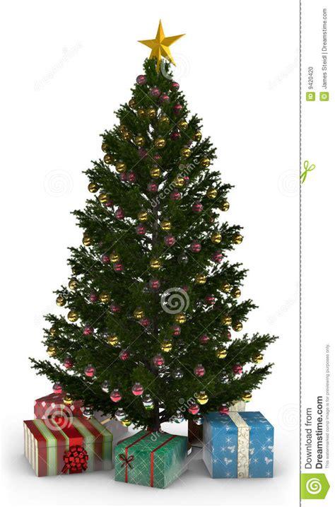 weihnachtsbaum stockfoto bild von dekoration geschenke