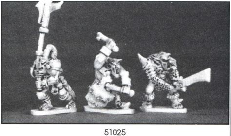 grenadier models fantasy warriors hobgoblins