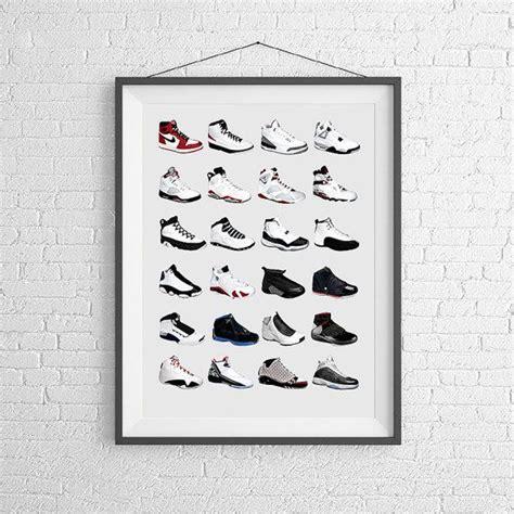 Air jordan logo, basketball, michael jordan, nike, one person. Nike Air Jordans - Jordanië Poster - Nike Poster - Michael Jordan Poster - Jordanië Wall Art ...