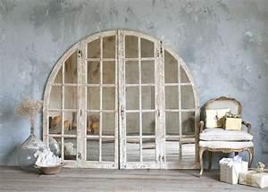 Vintage doors mirrored hd wallpaper design desktop