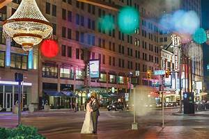 Cleveland Playhouse Square Chandelier Wedding Photographer ...