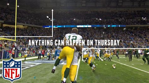 """Thursday Night Football """"anything Can Happen"""" Nfl"""