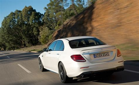 Mercedesamg E63 4matic+ Estate 2017's Fastest Wagon