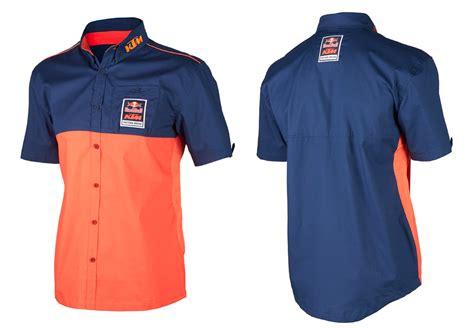 Red Bull Ktm Factory Racing Team Shirt