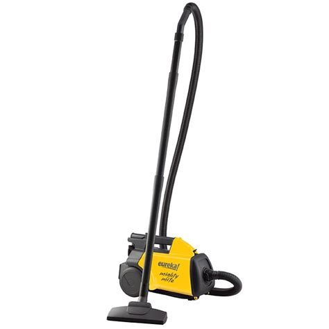 Best Canister Vacuum For Carpet And Hardwood by Eureka Mighty Mite 174 3670g Canister Vacuum Cleaner