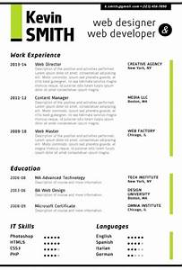 modern sleek resume templates trendy top 10 creative resume templates for word office