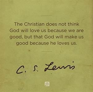 9 Shareable C.S... Lewis Love Quotes