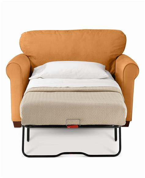 Chair Sofa Sleeper by Sofa Bed Sleeper Furniture Macy S