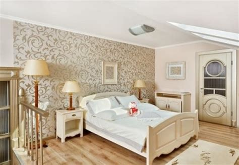 chambre malo moderní tapety do lož interiér přirozeně zkrášlí