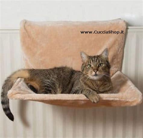 Amaca Gatto by Amaca Da Termosifone Per Gatti Cucciashop It