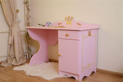 bureau princesse bureau enfant princesse