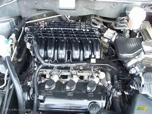 2004 Mitsubishi Endeavor Ls Awd 3 8 Liter Sohc 24 Valve V6