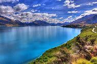 Lake Wakatipu Queenstown New Zealand