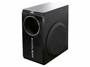 Jual Polytron Psw-600p Active Subwoofer Speaker - Pengeras Suara Bass Aktif