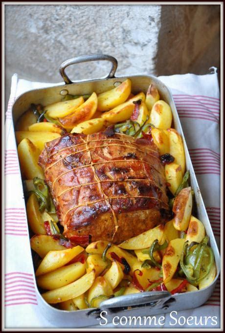 cours de cuisine ancenis rôti de porc à la hongroise paperblog