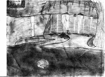 Marrow Stone Cavern Lake Deviantart