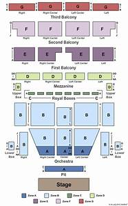 Stranahan Theater Seating Chart Morris Performing Arts Center Sister Act Seating Chart