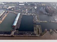 Everton new stadium Photos of the site at Bramley Moore