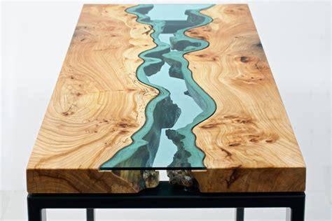 Holzmoebel River Collection Greg Klassen by Greg Klassen S River Collection Tables