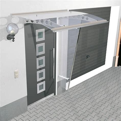 vordach hauseingang mit seitenteil vordach seitenteil hohenzollern aus acrylklarglas kaufen