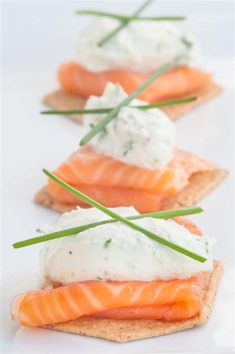 beautiful canapes recipes best 25 smoked salmon appetizer ideas on