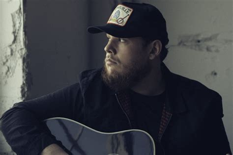 "Luke Combs' ""hurricane"" Finally Blows Into Number One"
