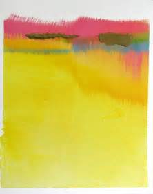 Colorful Abstract Landscape Art