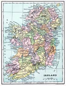 Free Printable Ireland Maps