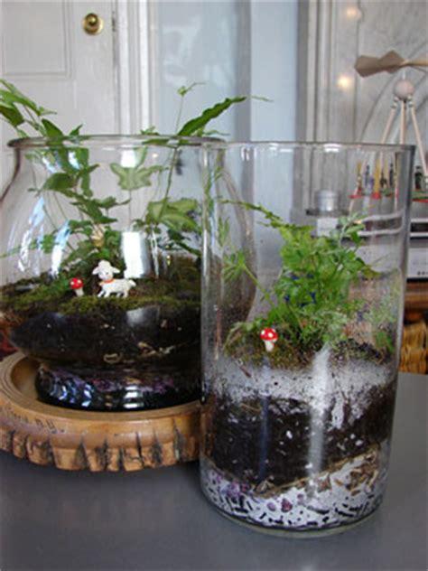สวนขวดแก้ว: ประวัติที่มาของสวนขวดโหล(Terrarium)