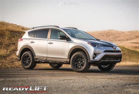 toyota rav kmc km readylift lifted custom offsets