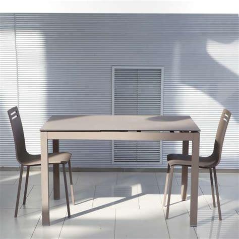 table de cuisine petit espace table de cuisine petit espace en céramique avec allonge céleste 4 pieds tables chaises et